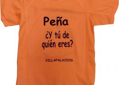 Serigrafia en Camiseta a una tinta