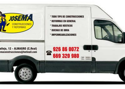Josema-Construcciones-furgoneta