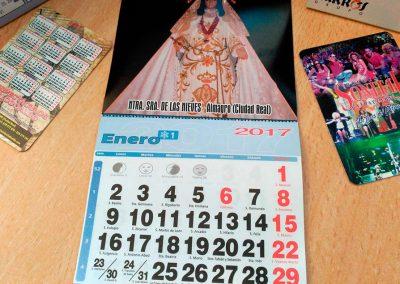 Calendarios. Serigrafia. Indgraflex. Imprenta digital.
